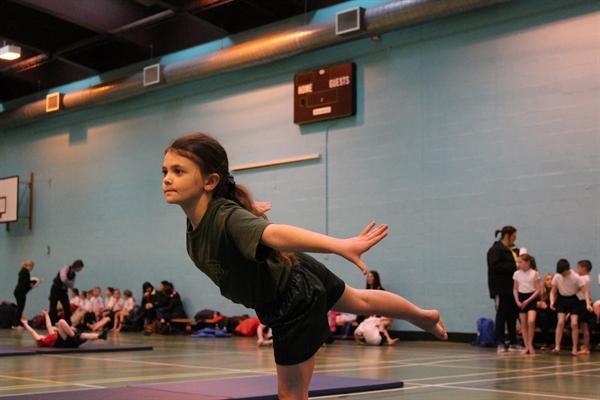 Gymnastics Competition