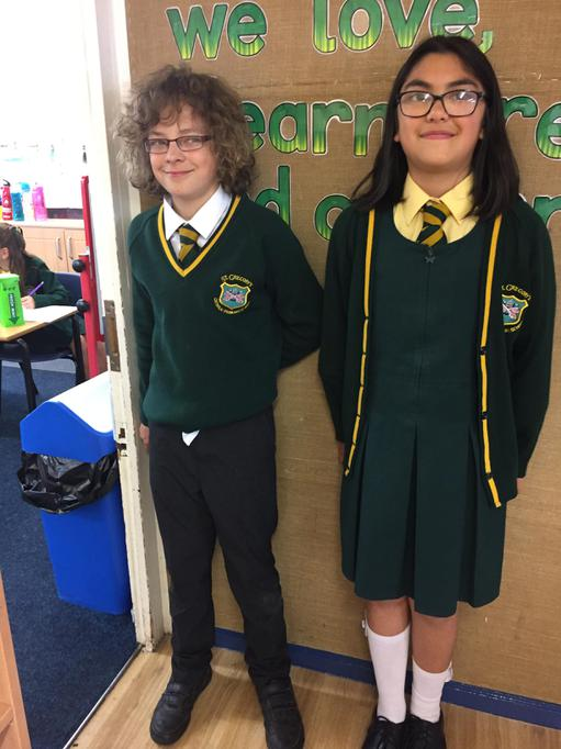 Jack and Natalie - Year 2
