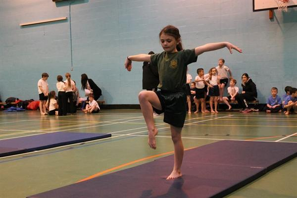 Gymnastics Competition