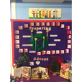 We made a class advent calendar - Preparing topic
