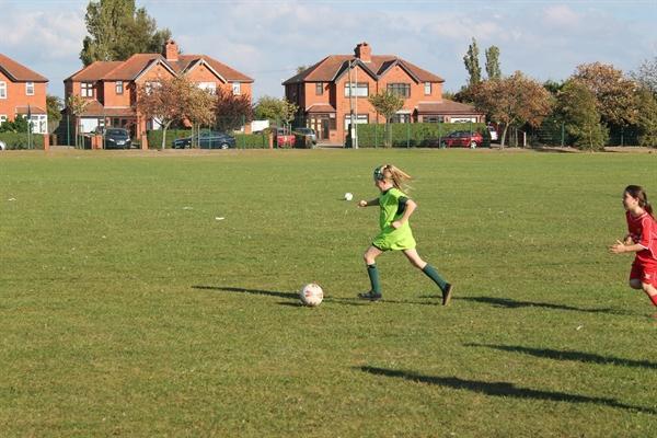 Girls' Football Club