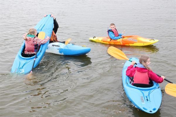 Trip to Crosby Lakeside