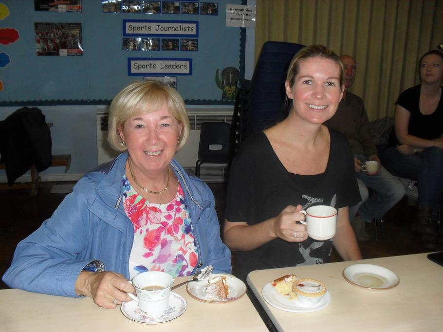 Coffee Morning for Macmillan