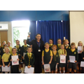 We are winners of Sefton Summer Reading Challenge