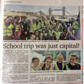 Year 4 Residential to London