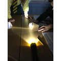 Working Scientifically: Building on our periscope learning to make light follow a path