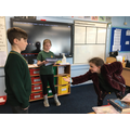 Developing character through role-play