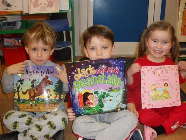 Sharing some of our favourite books...