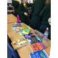 Speed dating with new novels from our BIG delivery