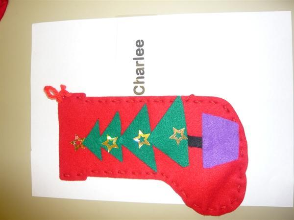 Christmas stockings!