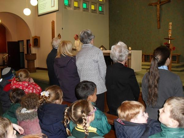 Special Memorial Service for Father Smith