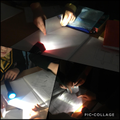 Exploring how light reflects & changes direction