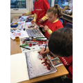 WW1 art inspired by Turner, Impey & wartime photos