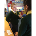 Drama: In role as Miss Honey & Matilda's parents!