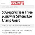 Eco Champion!