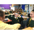 'Heads Up' with our WW1 vocabulary