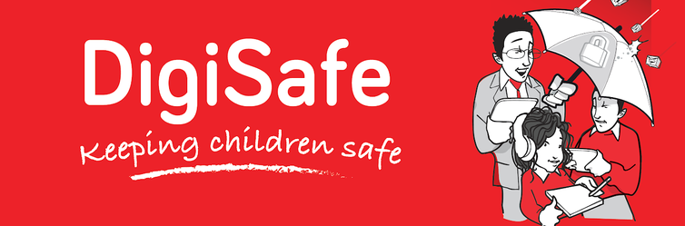 Keeping your children safe : Online and Beyond
