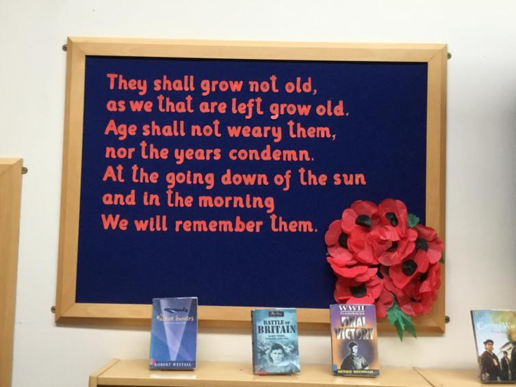 November - Month of remembrance2