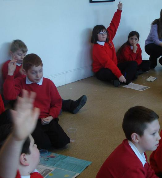 We asked brilliant questions!