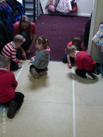 Our Penny trail was really long!