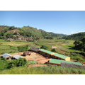 School & village