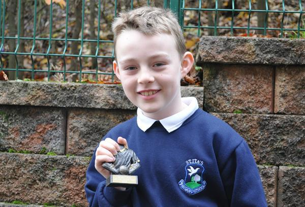 Rory, Carryduff GAC's Most Improved Player