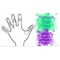 Joshua's kindness hand