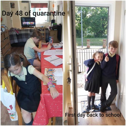 School Uniform Day!