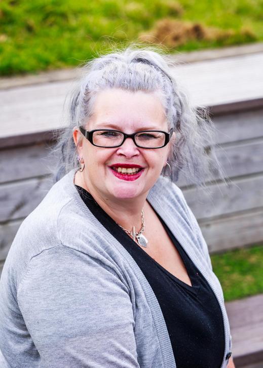 Miss Holt - Welfare
