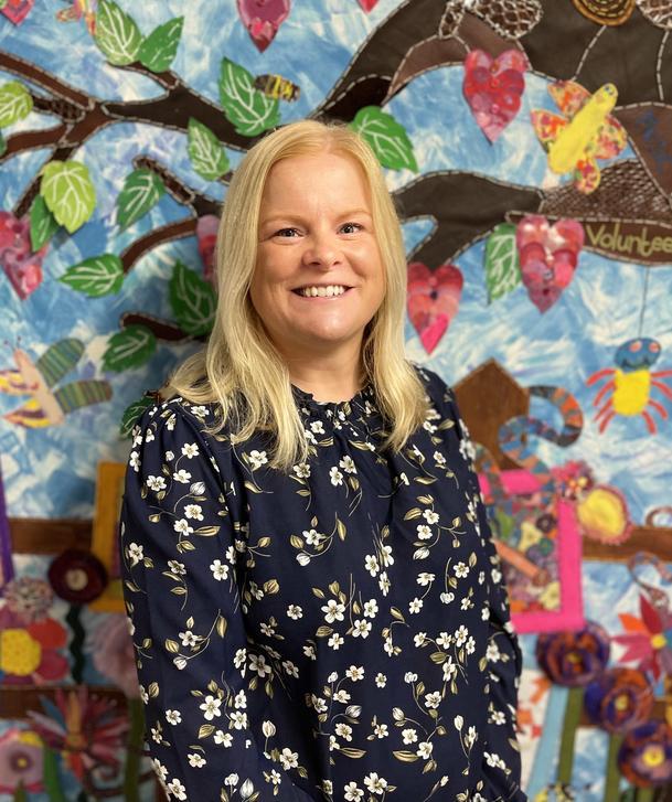 Mrs Draper - SENCO, Foundation Stage Teacher (Reception)