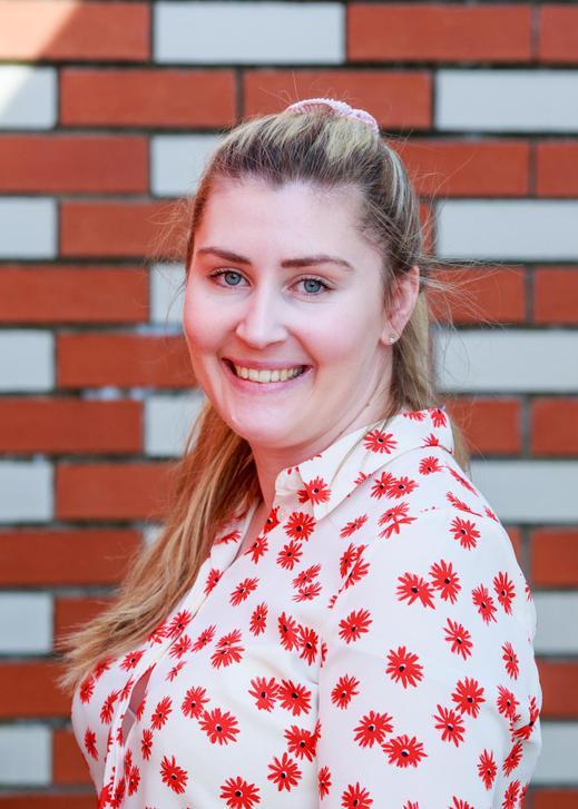 Miss Baird - Nursery Teacher