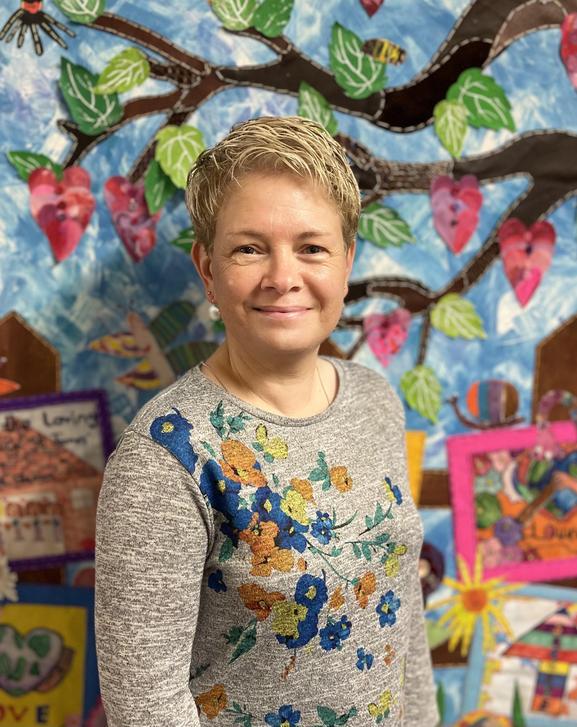 Miss Bradbury - Year 3 Teacher