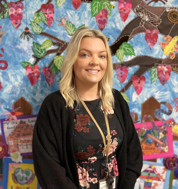 Mrs Bell - Deputy Head, Year 4 Teacher