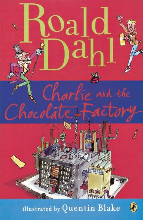 Class Novel - Charlie and the Chocolate Factory