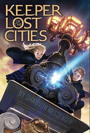 Guided Reading- Keeper of lost cities