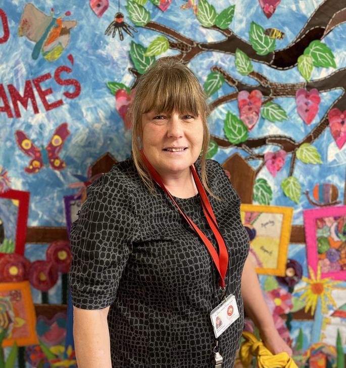 Mrs Nelson - Welfare