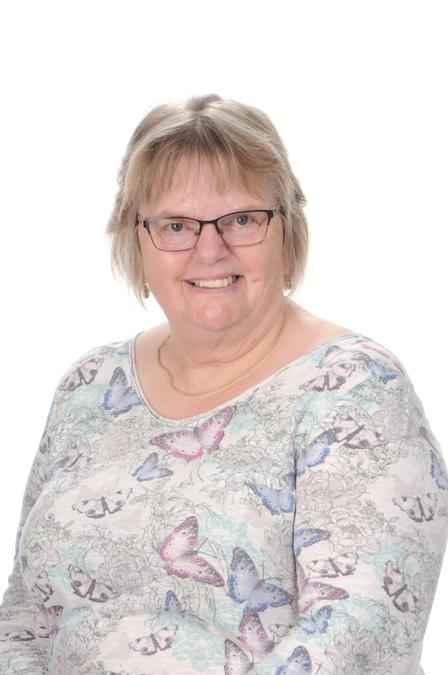 Gill Dudley - Foundation Governor