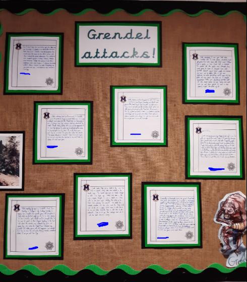 Year 5 Writing through History