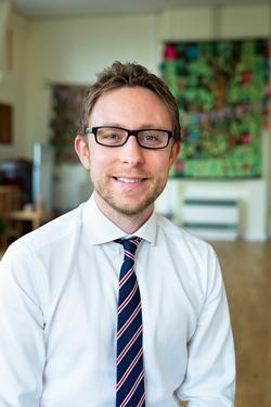 Mr Hanson - Class 3 Teacher/Deputy Head, Deputy Designated Safeguarding Lead