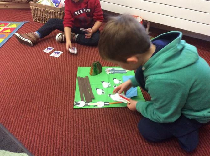 Retelling the lost sheep story