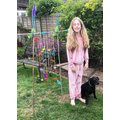 Lilly's fabulous wind chime