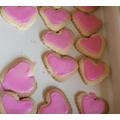Sohana and Karter biscuits