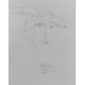 A great Picasso sketch by Leo.