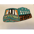 Isobel's canal boat