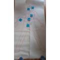Leo's creative 'Vital Organs' science work.