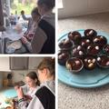 Lyra made some cupcakes