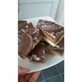 Terry's Chocolate Orange Millionaires Shortbread
