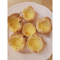 Lily Hobson made some Portuguese custard tarts.