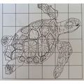 Ben T's incredible turtle drawing