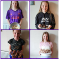 Isabelle P has been busy baking cakes